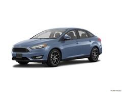 2018 Ford Focus SEL Sedan for Sale in Rutland, VT at Brileya's Chrysler Jeep