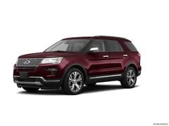 Used 2018 Ford Explorer Platinum SUV Grand Forks ND