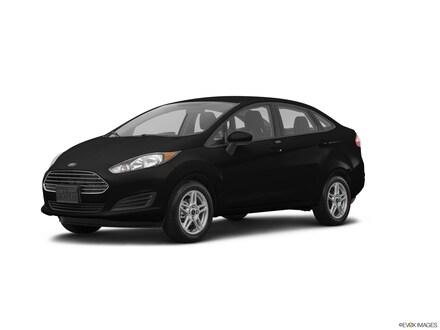 2018 Ford Fiesta SE Car