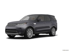Used 2018 Land Rover Discovery HSE Luxury SUV for sale in Houston
