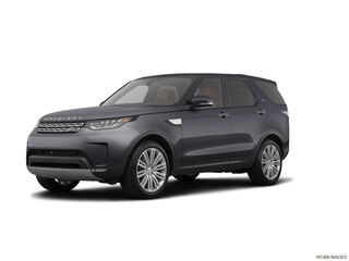 Used 2018 Land Rover Discovery HSE LUXURY SUV TJA049444 for sale near Houston
