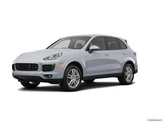 Used 2018 Porsche Cayenne Platinum Edition SUV for sale in Irondale, AL