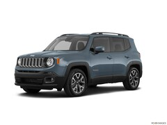 Pre-owned 2018 Jeep Renegade Latitude 4x4 SUV for sale in Lebanon, NH