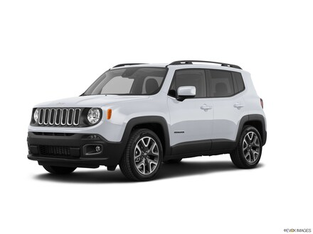 Featured Used 2018 Jeep Renegade Latitude 4x4 SUV for sale near you in Storm Lake, IA