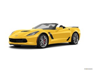 2019 Chevrolet Corvette Z06 3LZ Convertible
