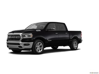 Used 2019 Ram All-New 1500 Big Horn/Lone Star Truck Crew Cab for Sale in Greensboro, NC, at Greensboro Auto Center