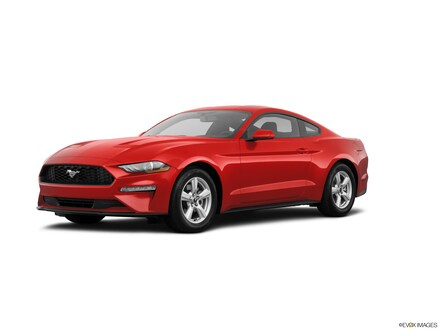 2019 Ford Mustang EcoB