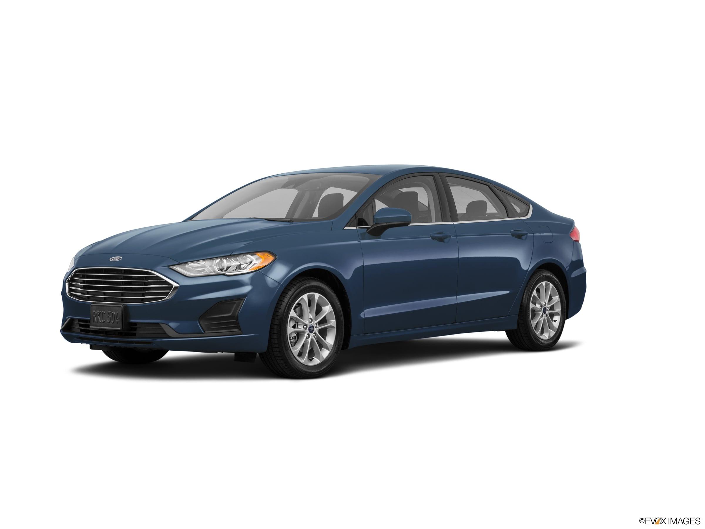 2019 Ford Fusion Car