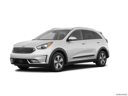 Featured New 2019 Kia Niro EX SUV for sale near you in Los Angeles