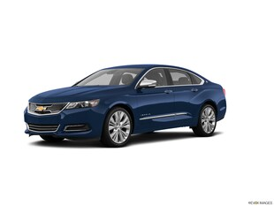 2019 Chevrolet Impala Premier w/2LZ Sedan
