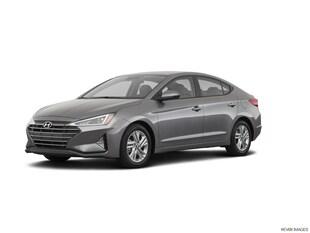 2019 Hyundai Elantra SEL Car