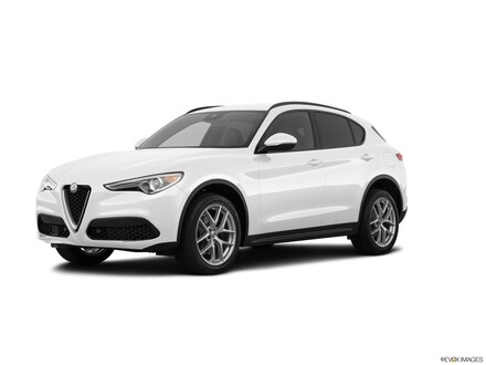 2019 Alfa Romeo Stelvio Ti Ti AWD
