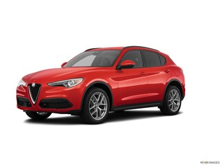Pre-Owned 2019 Alfa Romeo Stelvio Ti SUV near Boston