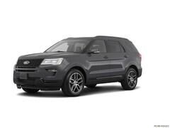 2019 Ford Explorer Sport w/Navigation Sport 4WD