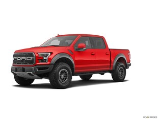 2019 Ford F-150 Raptor Certified Pre-Owned Raptor 4WD SuperCrew 5.5 Box