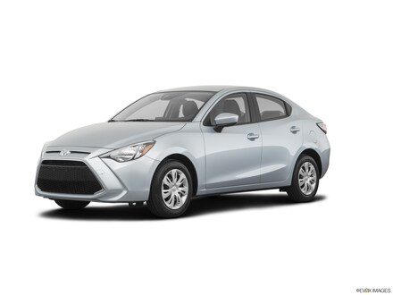 2019 Toyota Yaris L Sedan   For Sale in Macon & Warner Robins Areas