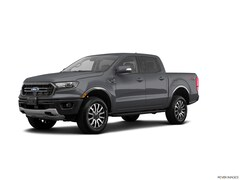 Used 2019 Ford Ranger Lariat Truck SuperCrew Springfield, OR