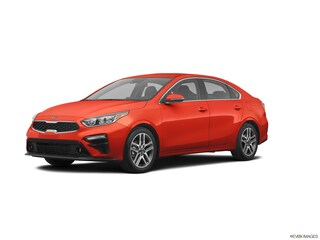 2019 Kia Forte EX Launch Edition Sedan
