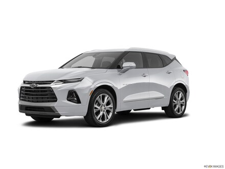 2019 Chevrolet Blazer FWD 4dr Premier Sport Utility