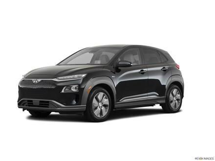 2019 Hyundai Kona Electric Ultimate SUV