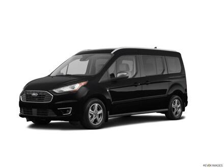 2019 Ford Transit Connect Wagon Titanium Wagon Passenger Wagon LWB