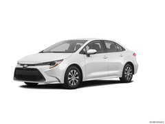 Certified Pre-Owned 2020 Toyota Corolla Hybrid LE w/ Low Miles Sedan for sale in Portsmouth, NH