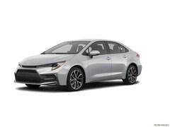 New 2020 Toyota Corolla SE Sedan In Corsicana, TX