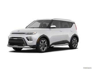 New 2020 Kia Soul X-Line Hatchback For Sale In Lowell, MA
