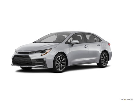 New 2020 Toyota Corolla XSE Sedan for Sale or Lease in Englewood Cliffs, NJ