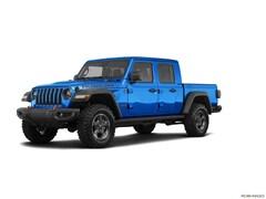 2020 Jeep Gladiator Rubicon Truck Crew Cab for sale in Skokie, Illinois at Sherman Dodge Chrysler Jeep RAM ProMaster