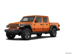 2020 Jeep Gladiator Rubicon 4x4 Rubicon  Crew Cab 5.0 ft. SB