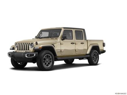 2020 Jeep Gladiator Truck Crew Cab