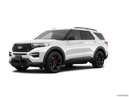 2020 Ford Explorer ST ST 4WD