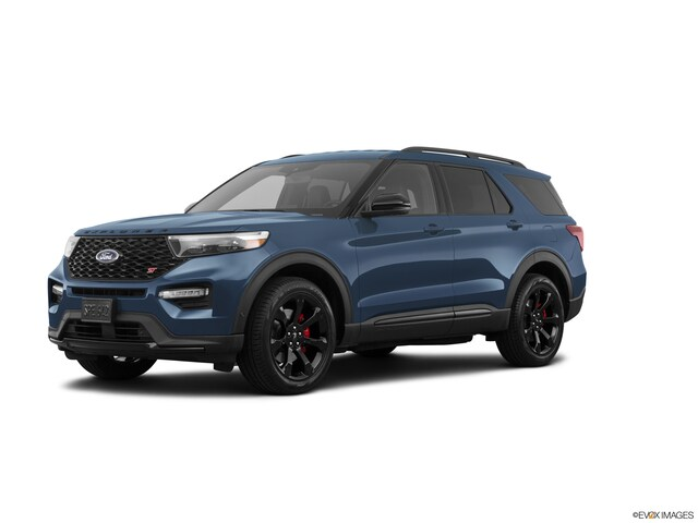 Featured pre-owned vehicles 2020 Ford Explorer ST SUV for sale near you in Erie, PA