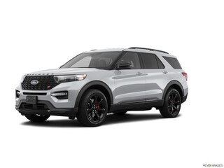New 2020 Ford Explorer ST 4WD SUV Klamath Falls, OR