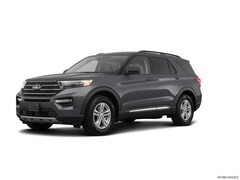 New 2020 Ford Explorer XLT SUV FAE200798 in Getzville, NY