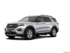 2020 Ford Explorer XLT Full Size SUV