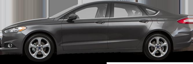 2016 Ford Fusion Sedan S