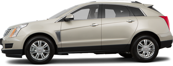 2016 CADILLAC SRX SUV Luxury Collection