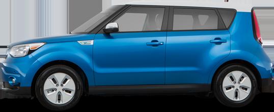 2016 Kia Soul EV Hatchback + FWD