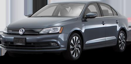 2014 Volkswagen Jetta Hybrid Sedan