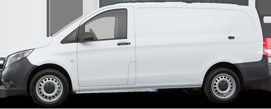 2016 Mercedes-Benz Metris-Class Van Cargo