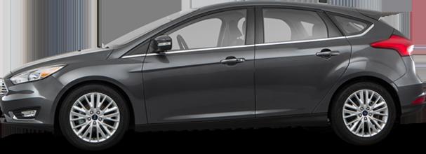2016 Ford Focus Hatchback Titanium