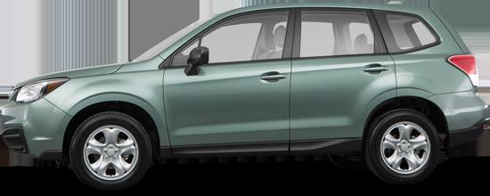 2017 Subaru Forester SUV 2.5i