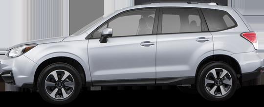 2017 Subaru Forester SUV 2.5i Premium with Starlink
