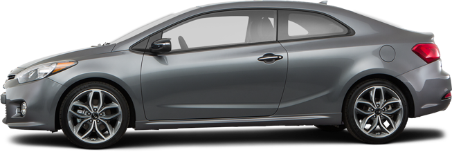 2016 Kia Forte Koup Coupe SX