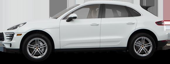 2017 Porsche Macan SUV S