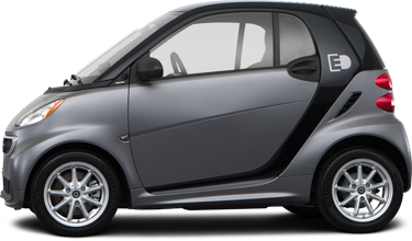 2016 smart fortwo electric drive Coupe passion