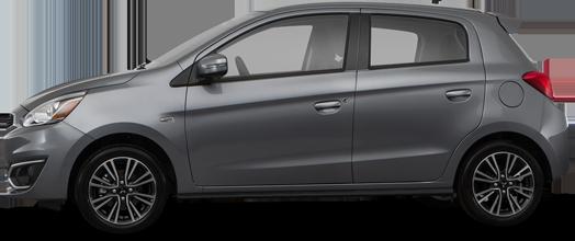 2017 Mitsubishi Mirage Hatchback GT