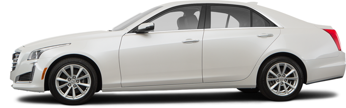 2017 CADILLAC CTS Sedan 2.0L Turbo